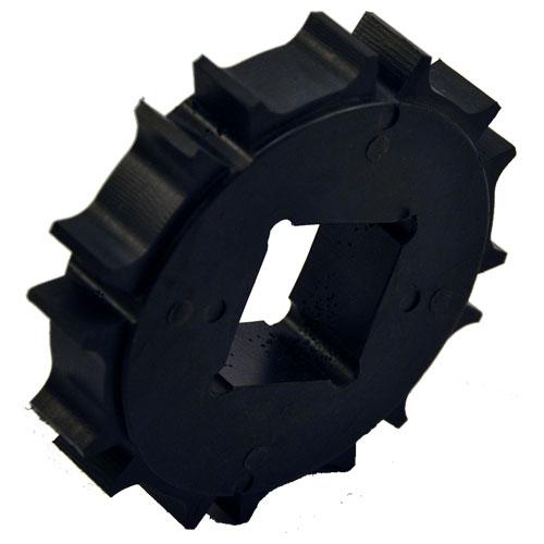 50,8 mm Dişli