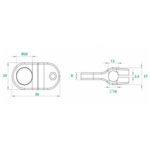 Photocell Clamp