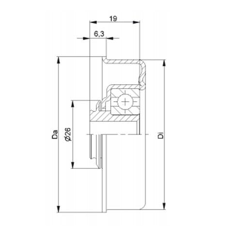 MTR-40x1,5.40